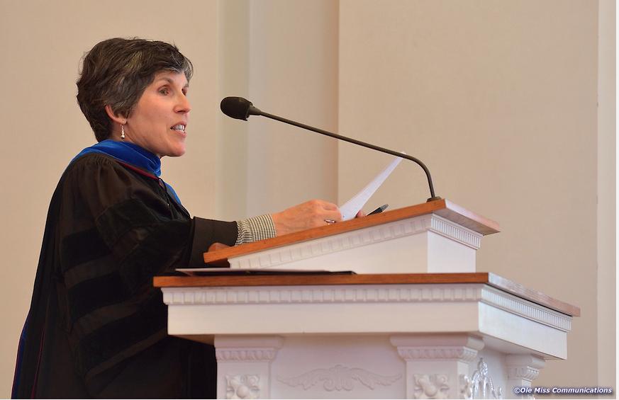 Dr. Luanne Buchanan, Chapter Secretary-Treasurer
